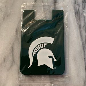 Michigan State University Card Holder for Phone